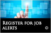 Register for job alerts